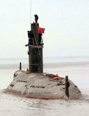 中国交付孟加拉2艘035型潜艇 同型艇曾被韩国击伤