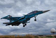俄军22日空袭72处恐怖分子设施 出动战机53架次