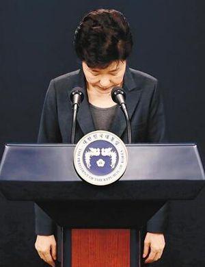 朴槿惠走到今天与中国有关吗 单靠影响力就让其下台