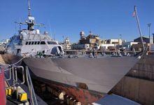 美军濒海战斗舰船底曝光 锈蚀严重宛若苏联战舰