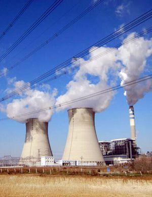 中国每年将新建6到8座核电站 数量未来将超美国
