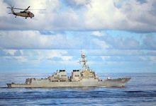 美防长为巡航南海放硬话:美国将在南海自由航行