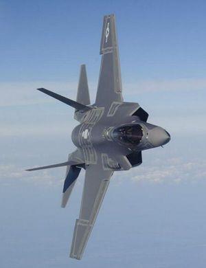 美军在日本部署F35战机可一石二鸟:同时威慑中朝