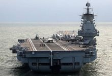<strong>台媒称辽宁舰编队从台湾东部南下已抵三亚军港</strong>