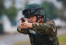 值得你信赖的武警特警:他们出枪射击只需0.8秒