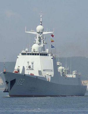 南海舰队两艘052D赴西太训练 将练南沙岛礁攻防