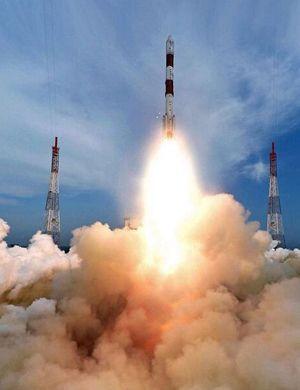 印度一箭104星 与美国合力构建高清天眼监视地球