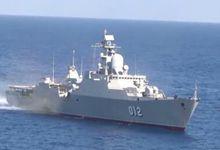 越南举行登陆演练:猎豹护卫舰和S300导弹亮相