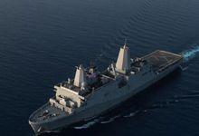 剑指中国:2030年美军舰队架构和部署,看这张图就够了