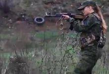 俄媒曝光美女坦克部队 在这里颜值与战斗力成正比