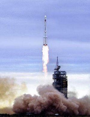 港媒称中国首射长征6号火箭一技术可用于东风41