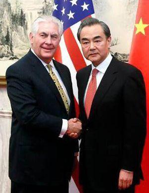 韩媒抱怨美国务卿访华只字未提萨德:说好的撑腰呢