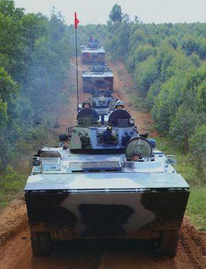 中国武器已不是低端代名词!泰国又买我步战车