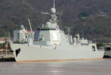 052D真漂亮!带你领略狂下饺子的中国军舰之美