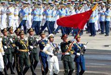解放军亮相巴基斯坦阅兵式:威风凛凛掌声不断