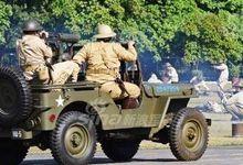日军重现街头?菲律宾用这种方式纪念二战胜利