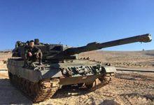 这战力成渣!土耳其坦克损失 德国豹2称不怨它