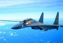 战机后舱风景!解放军重型战斗机从高原到大洋