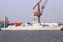 中国速度造世界级海军!江南船厂竟有12艘军舰
