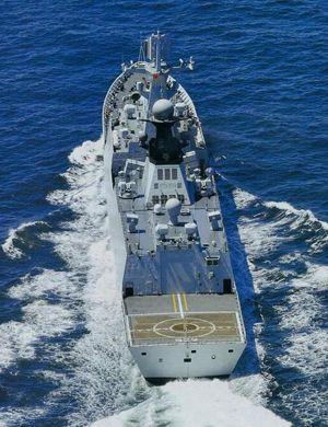 新青年还会继续造?第22艘054A许昌舰刷舷号536