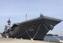 日本两艘最强准航母出动!二打一也不如辽宁舰