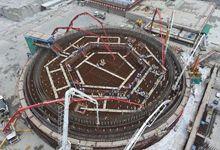 中国造出首台国产核电环行吊车此前从俄进口