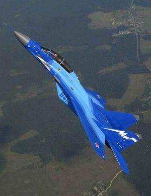 彻底放弃枭龙了!曝埃及空军首架米格35清晰照