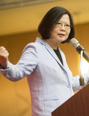 """台湾学者:蔡英文当局""""联日抗中""""是天大误判"""
