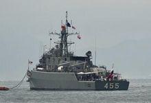 要改造升级?泰国海军的中国造护卫舰拆下雷达