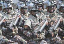 """朝鲜""""美式特种兵""""亮相阅兵 """"战略步枪""""批量列装"""