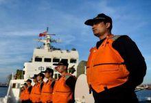 中越海警联合执法北部湾 3年前曾爆发激烈冲突