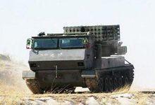 火力覆盖!解放军PHZ10型122自行火箭炮怒射