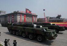 还没核试验!朝鲜东风41版导弹是义乌模型不?