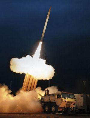 韩称萨德已可实战 中方回应:针对性演练+测试新武器