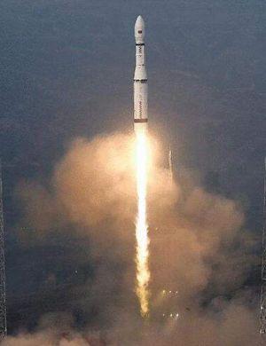 中国固体运载火箭长征十一号今日成功首飞