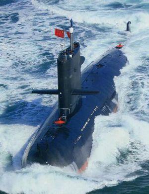 中国039潜艇内部曝光!潜望镜上竟装佳能相机