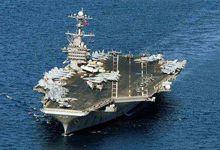美国想做霸主会遏制华 中国大搞南海演习