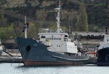 是土耳其故意的不?俄罗斯军舰在土沿岸被撞沉
