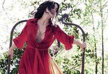 意大利传奇女神贝鲁奇性感大片 丰腴身材迷人