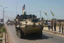 土耳其集结300辆坦克进攻库尔德 美军紧急出兵
