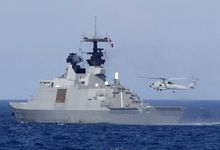 有雄三自以为无敌?台湾军舰比起解放军差多少