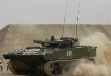 准备碾压俄罗斯!解放军最强04A步战车将参赛