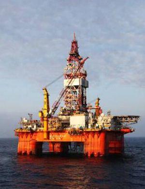 开采南海石油!图解中国第六代半潜式钻井平台