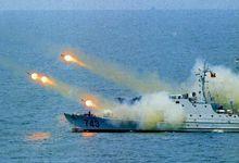 双37换装单37舰炮!中国037猎潜艇出口纳米比亚