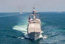 这次终于到朝鲜作战区域了!美航母与韩国摆拍