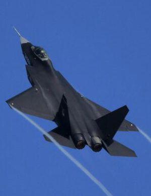 英媒:FC31战机性能数据曝光 威胁俄欧战机出口