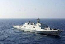 <strong>马来西亚出动多艘舰船驱逐越南渔民 结果军舰失联了</strong>