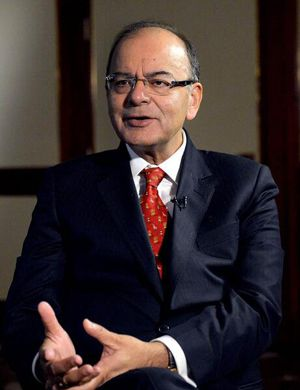 印度财长:中印经济已成力量象征 互相投资双赢
