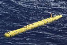 要敢来南海我们照样捞!美国造巨型无人潜航器