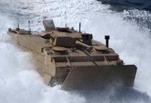 中日都在研制新型高速两栖装甲车:谁能先服役